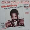 Mike Anthony/Why Can't We Live Together
