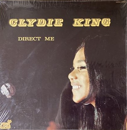 Clydie King/Direct Me