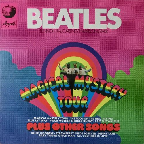 Beatles/Magical Mystery Tour Plus Other Songs