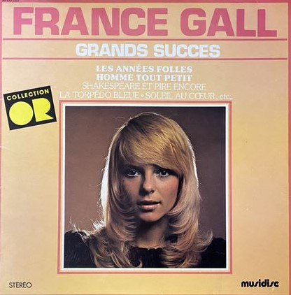France Gall/Ses Grands Success