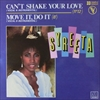 Syreeta/Can't Shake Your Love / Move It Do It